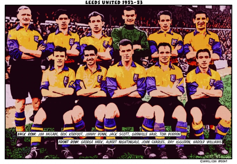 Leeds United 1952-53 No.0069