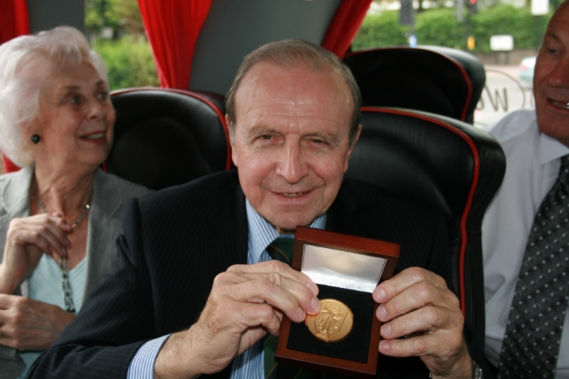 Jimmy Armfield 1966 Medal